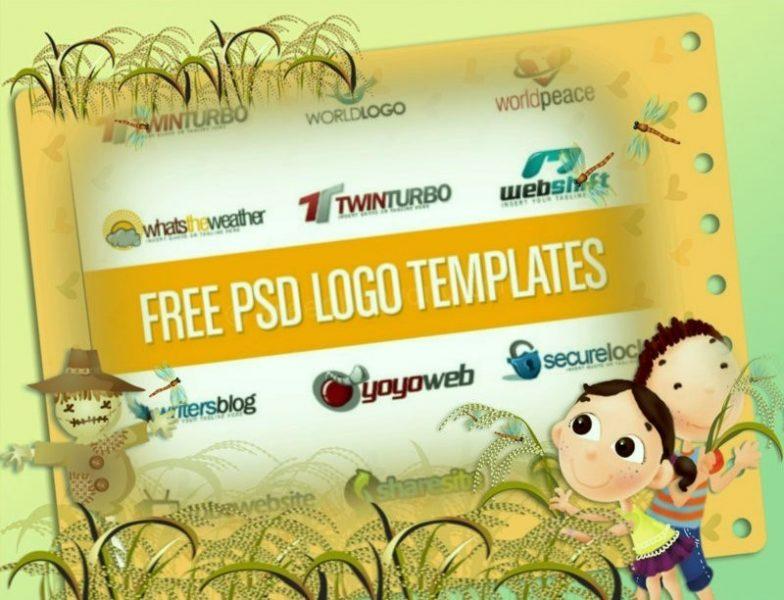 300 Logo PSD Templates