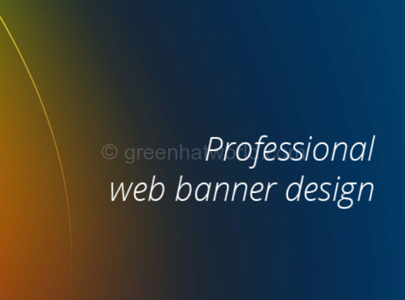 Web Banners Designing