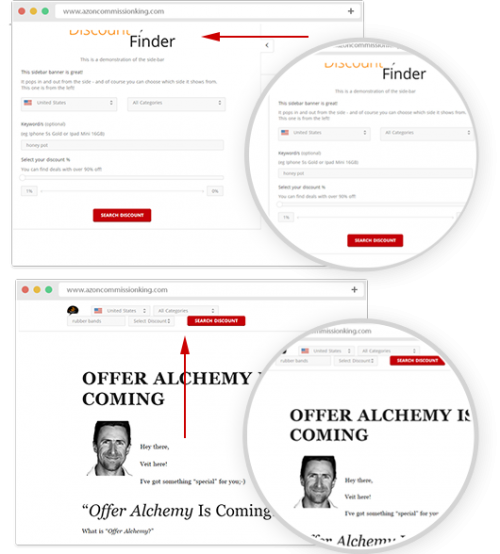 Azon Commission King Software