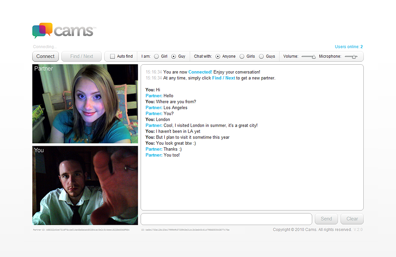 Cam Chat 3.6.0