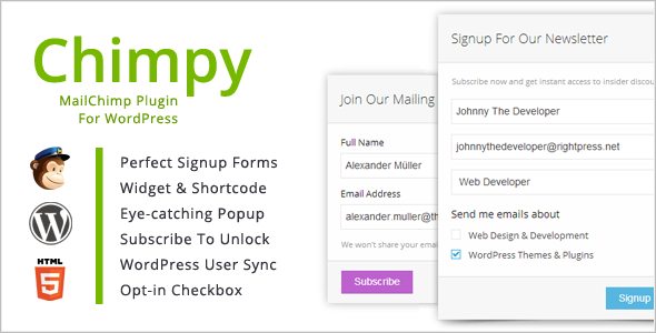 Chimpy 2.1.1 Software Free