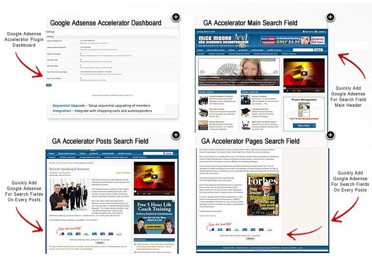 Download Adsense Acceletor Plugin For free