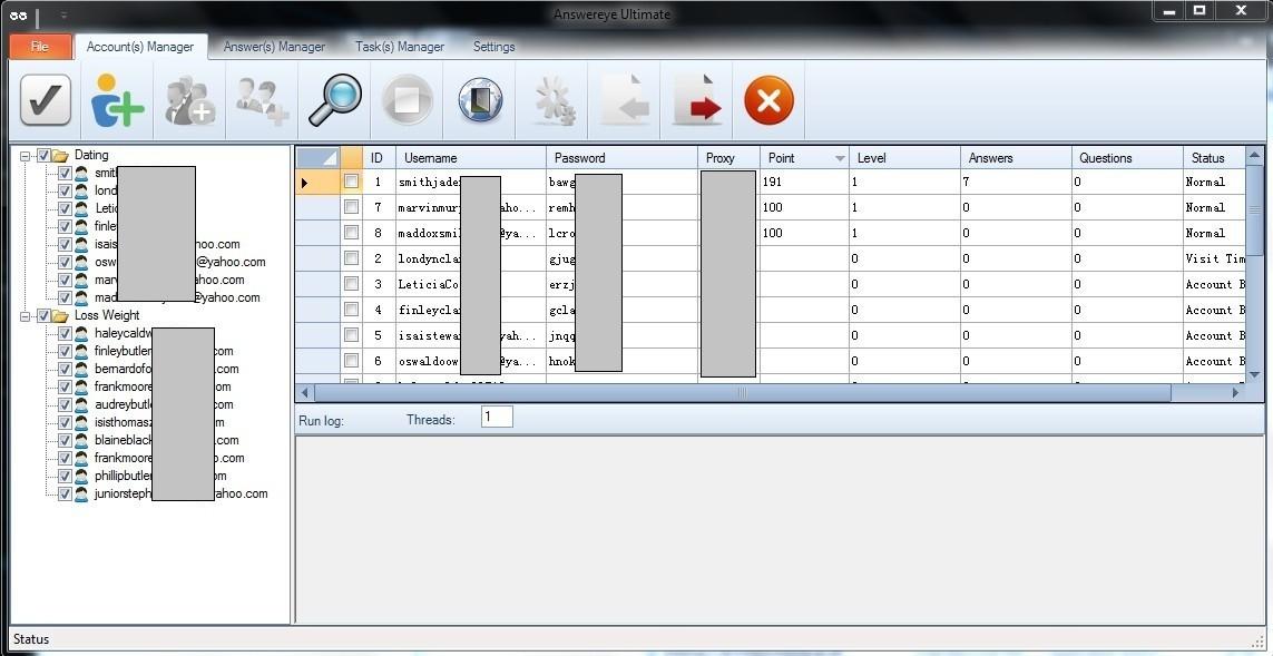 Download Answereye Ultimate 5.4 Software Free