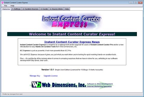 Download ICC Express 1.3.6 Software Free