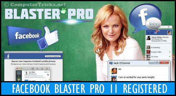 Facebook Blaster Pro 11