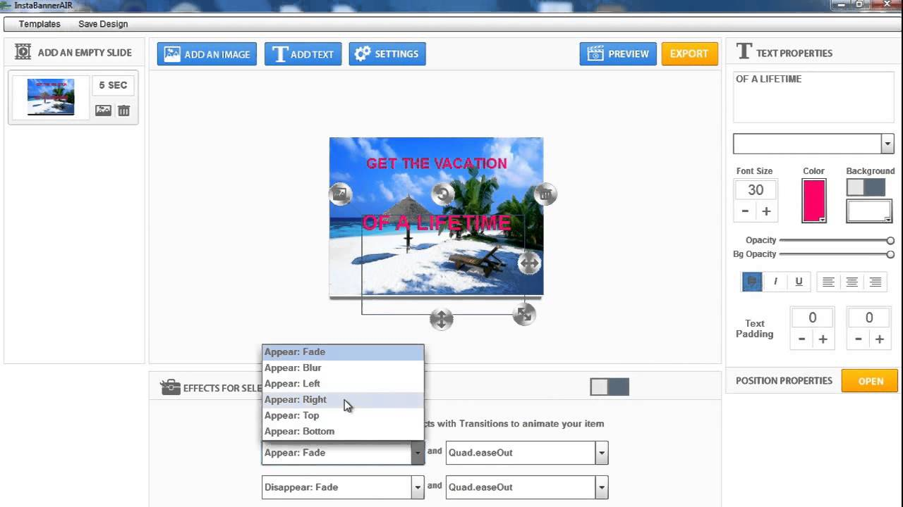InstaBanner Suite Software Free