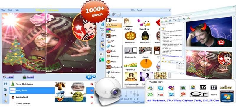 Download Magic Camera 8.8.7 Software Free