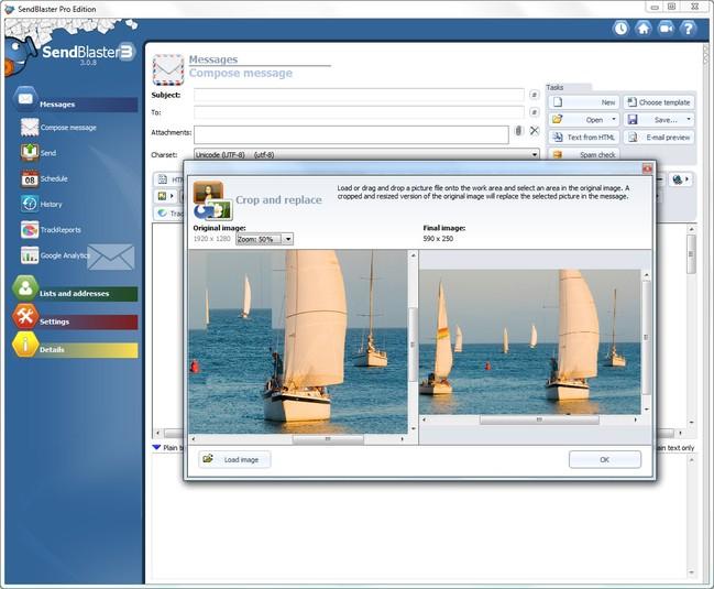 Download SendBlaster Pro 3.1.6 Software Free