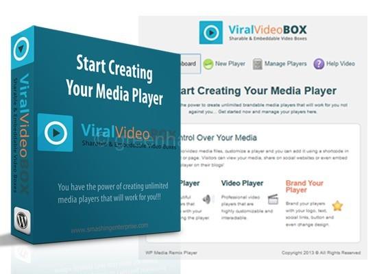 Download Viral VideoBox Wp Plugin PLR Free 1