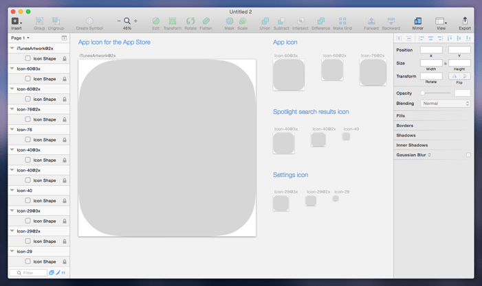 How To Use Sketch 3 with Xcode Training Video