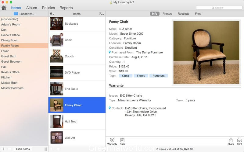 Download Home.Inventory.v3.3.0.MacOSX.Retail Software Free