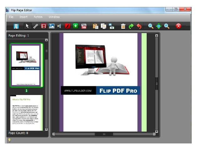 Flip PDF Software
