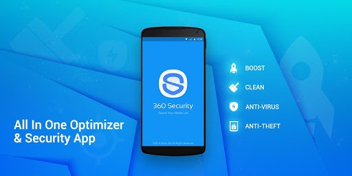 360 Security Antivirus Boost APK File