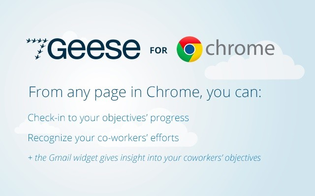 Download 7Geese Extension CRX for Chrome