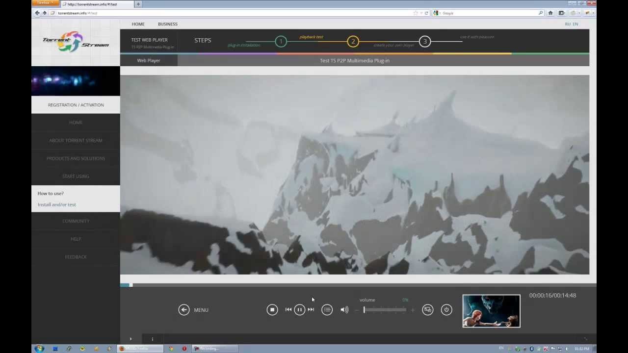 Download ACE Stream Software