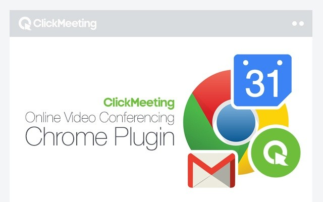 Download ClickMeeting Extension CRX for Chrome