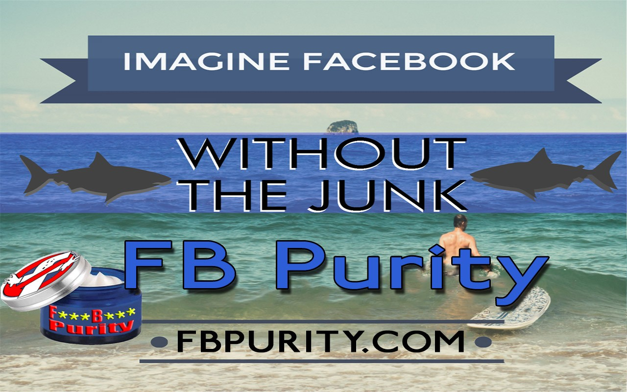 Download F.B Purity Clean Up Extension CRX for Chrome Free