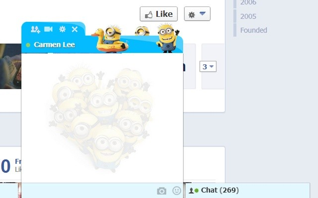 Download Facebook Chat Layout CRX Extension for Chrome Free