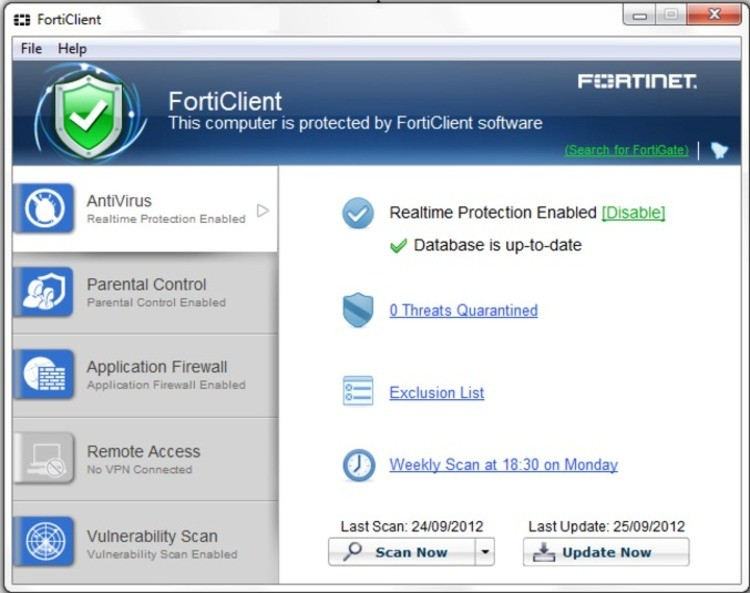 Download FortiClient 5.4.0 Software Free