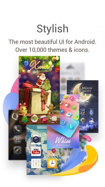 Download GO Launcher-Theme,Wallpaper APK File