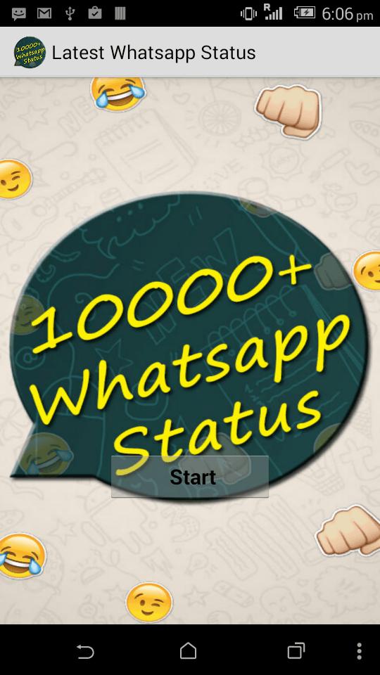 Download Latest Whatsapp Status 10000+ APK File