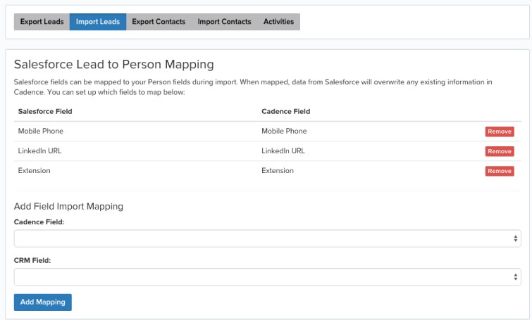 Download SalesLoft Prospector Extension CRX for Chrome