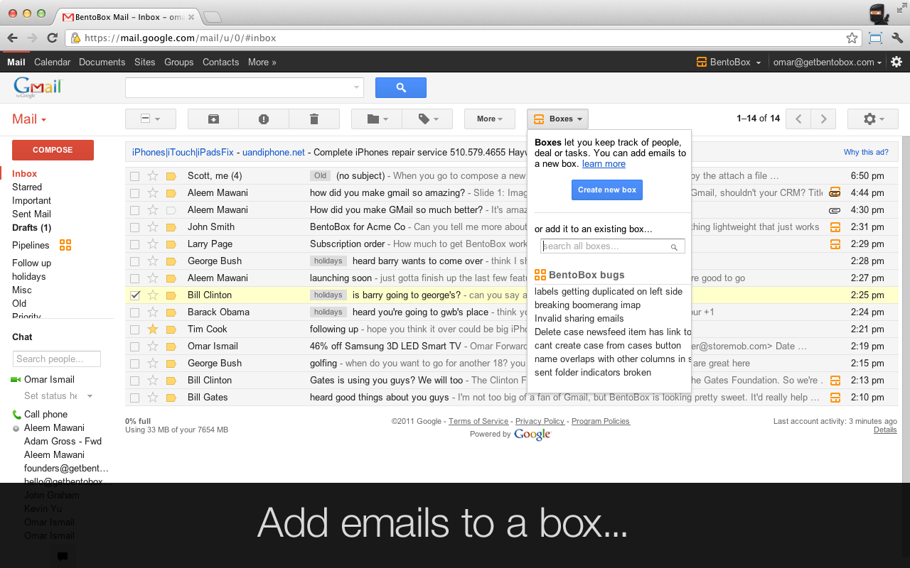 Download Streak for Gmail Extension CRX for Chrome
