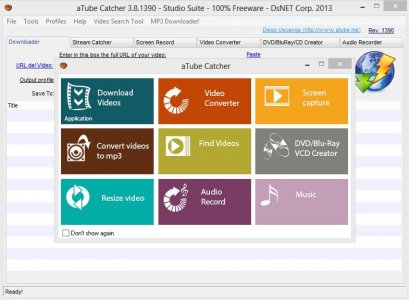 Download aTube Catcher Software Free