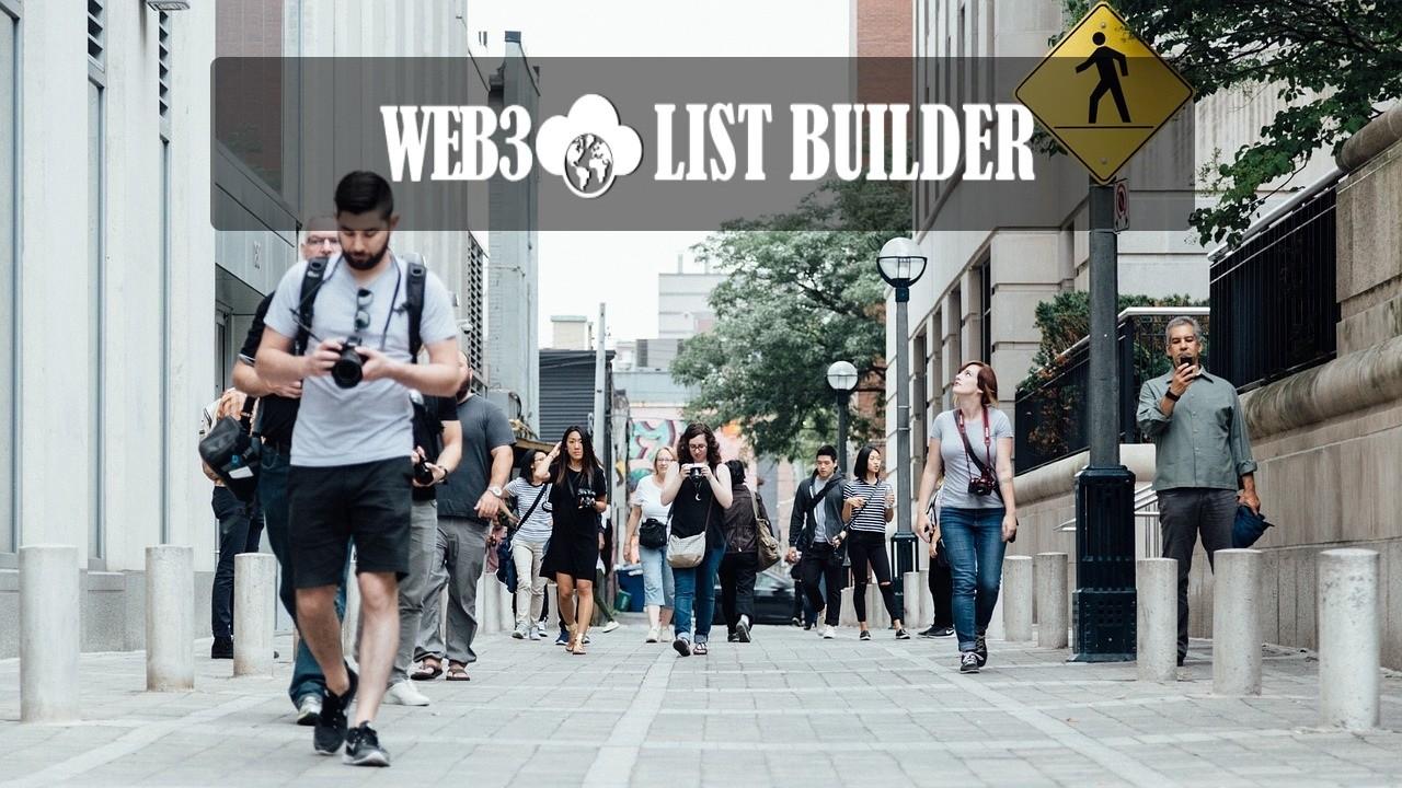 Web 3 Site Builder