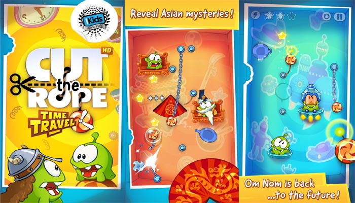 Download Cut the Rope 2 APK File