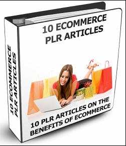 Download E commerce Tips PLR Articles