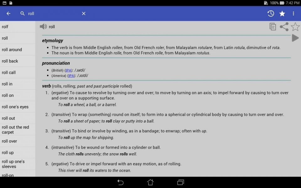Download English Dictionary Offline APK File