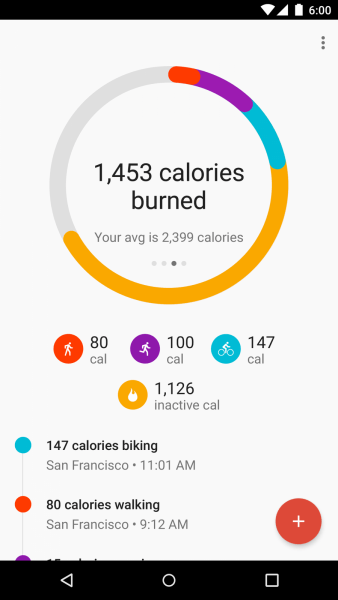 Download Google Fitness Tracking APK File