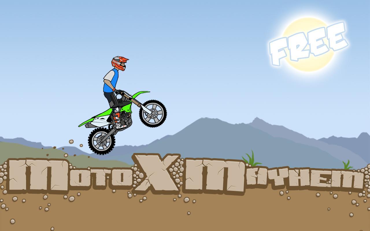 Download Moto X Mayhem APK File