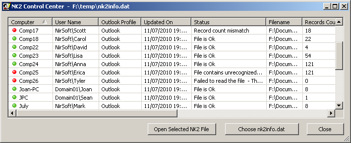 Download Outlook File Editor Free