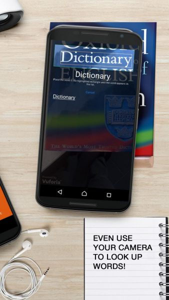 Download Oxford Dictionary of English APK File