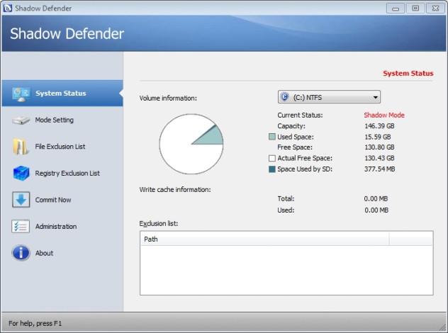 Download Shadow Defender APK File