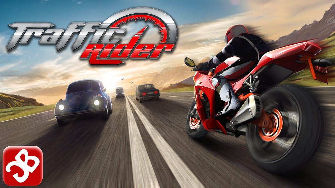 Download Traffic Rider APK File