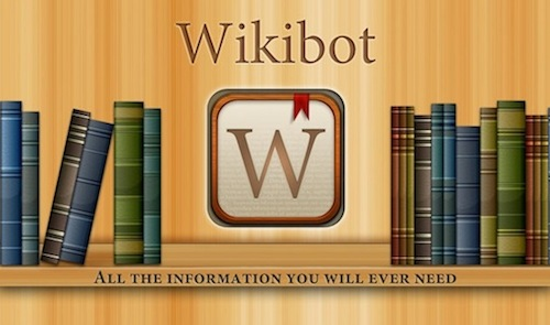 Download Wikibot Software Free