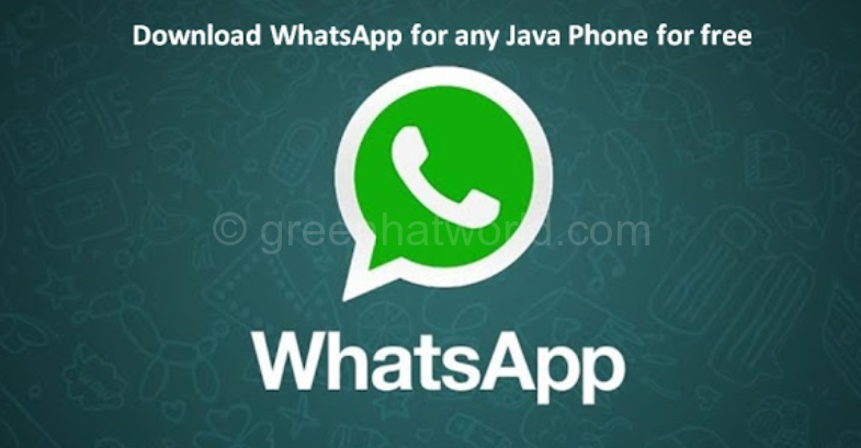 Install WhatsApp for Java Mobile Phone