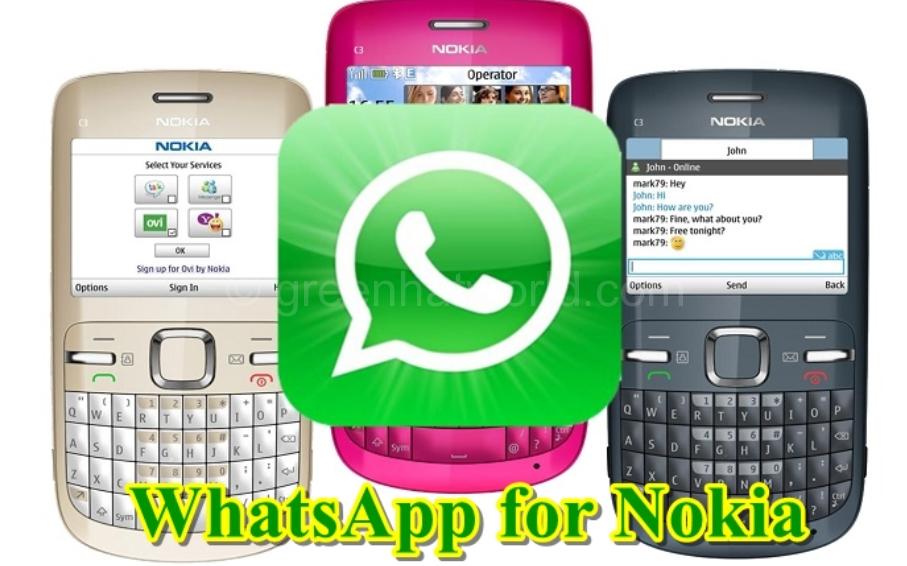 WhatsApp For Nokia Asha 200