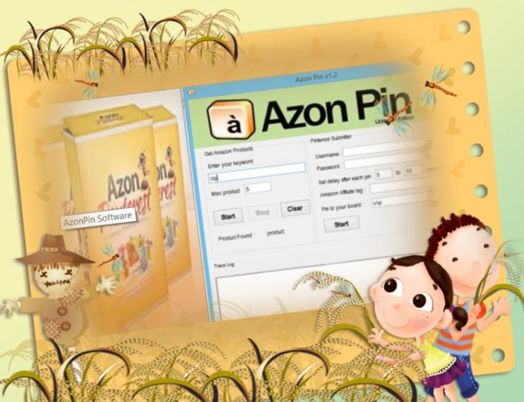 AzonPin Software