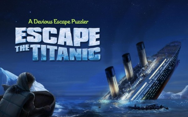 Download Escape the Titanic Puzzle Game APK File