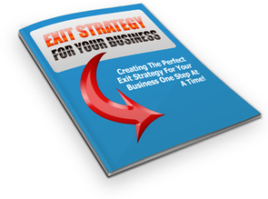 Download Exit Strategy For Your Business Ebook
