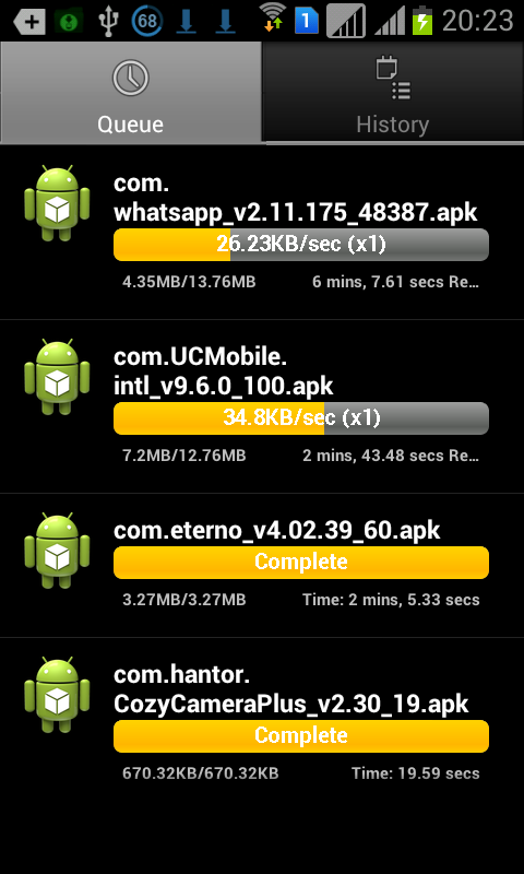 Download Fast Downloader for Android Latest Version APK File