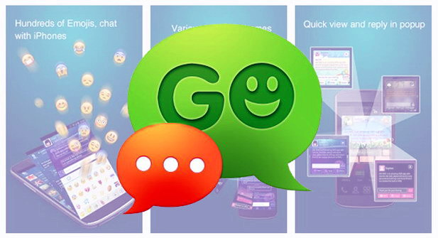 Download Go SMS Pro Android App APK File