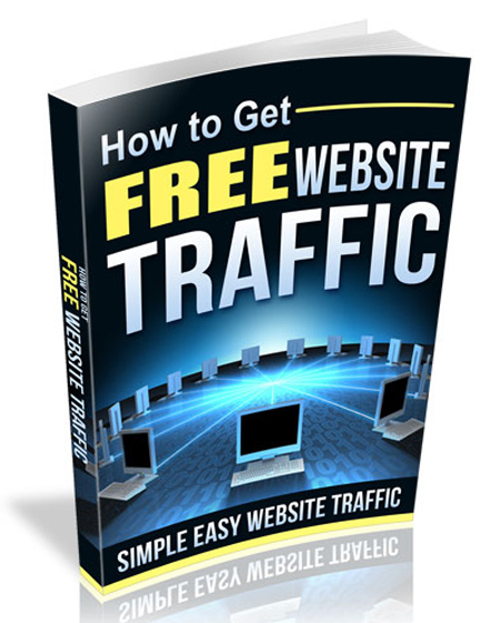Download How to Get Free Website Traffic PLR Articles