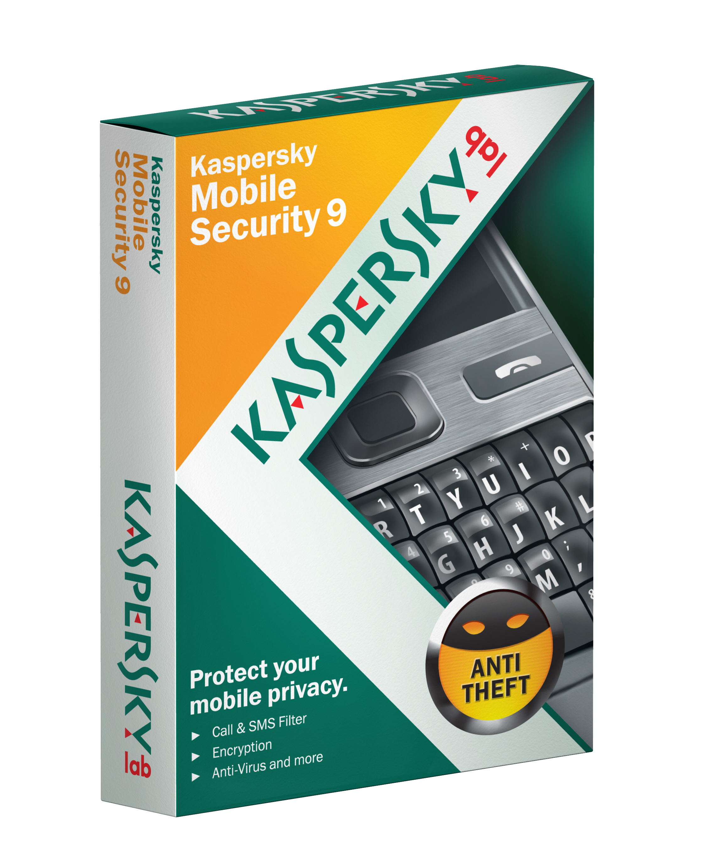 Download Kaspersky Mobile Security Latest Version APK File