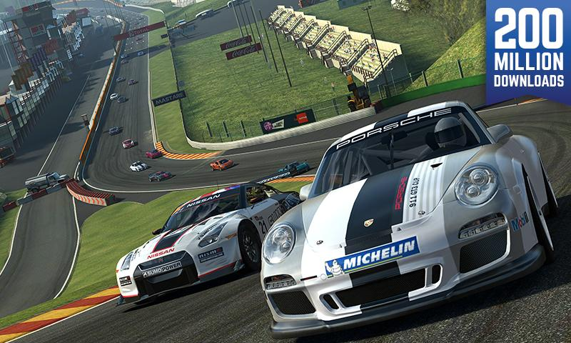 Download Latest Car Racing Game Real Racing 3 APK File