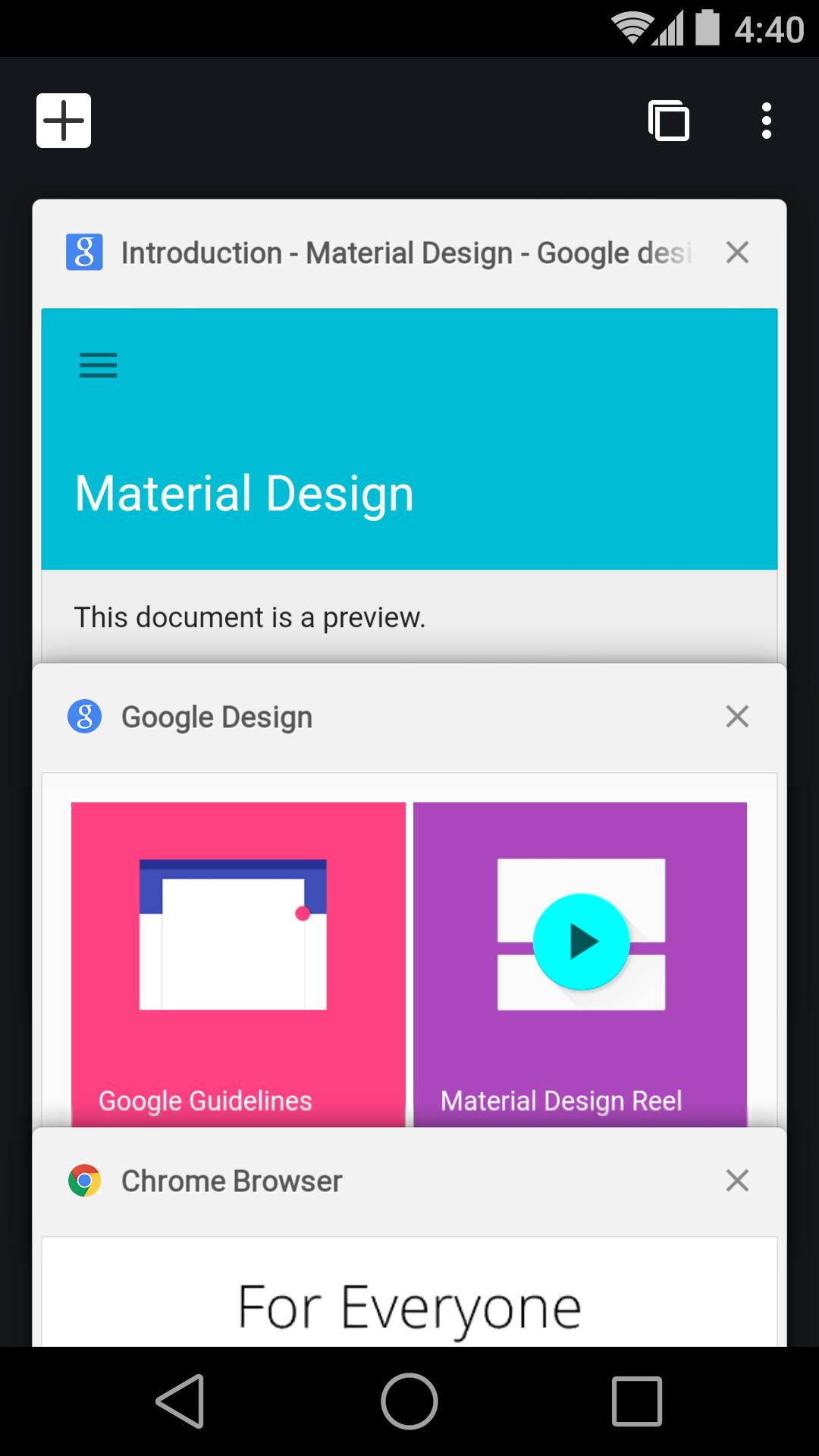 Download Latest Version Google Chrome For Android APK File